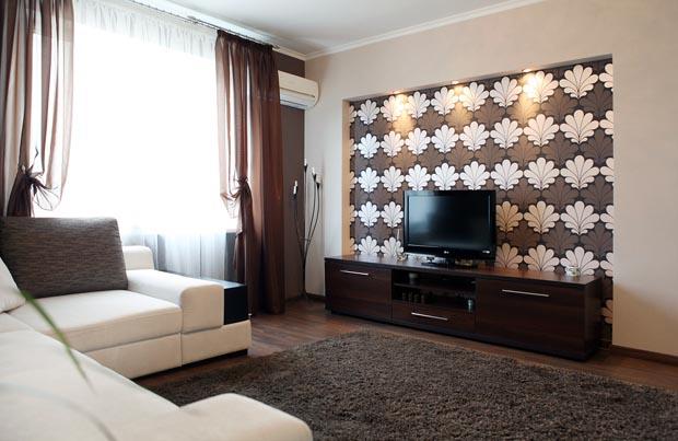 Дизайн гостиной 16 кв. м3