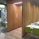 дизайн мебели и интерьера столовой